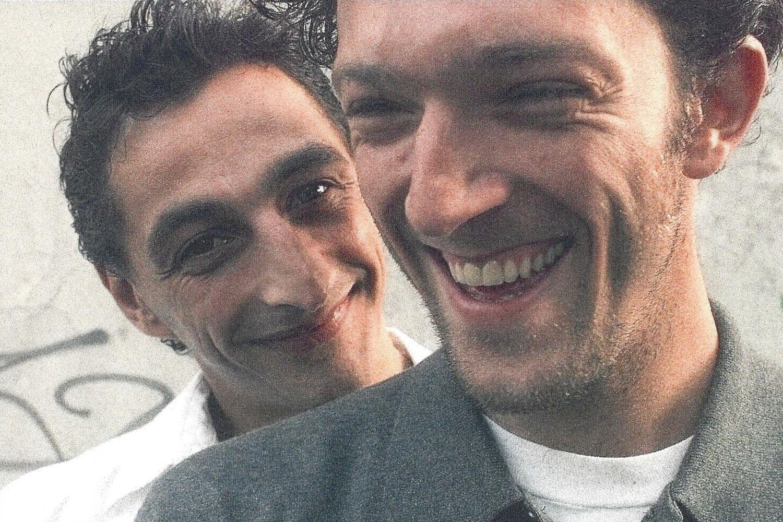 Vincent Cassel et François Bercovici
